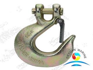 H331 A331 Carbon or Alloy Grade 43 Clevis Slip Hoist Hooks