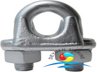 ASTM Galv Malleable Wire Rope Clips