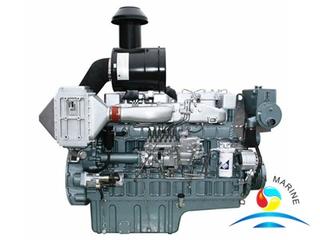 Yuchai YC6T Series Marine Diesel Engine With CCS Certificate