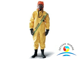 EC Approved Light Type Chemical Suit
