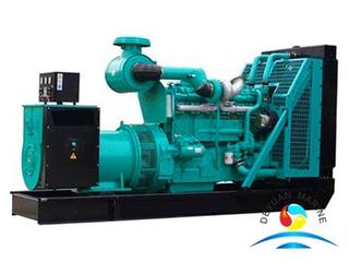Electric Star 75KW 400V Yuchai Marine Generator Set