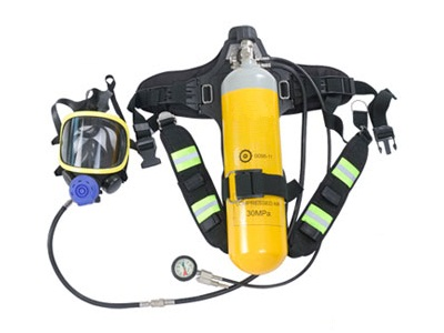 SCBA Breathing Apparatus