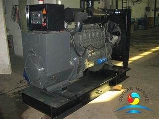 50KVA 1800rpm Marine Deutz Genset with Mathrathon Alternator