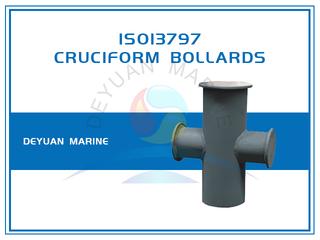 ISO13797 Cruciform Bollards for Ships