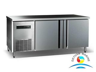 Marine Stainless Steel Worktable Refrigerator