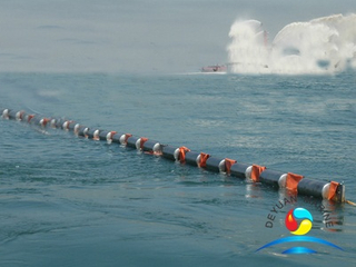Offshore Drilling Platform Fire Resistant Boom