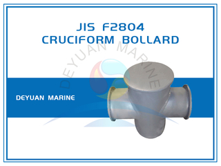 JIS F2804 Cruciform Bollard for Mooring