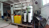 CCS Inspection of 50T R.O. Seawater Desalination Unit in Deyuan Marine