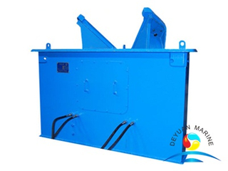 100 Ton Marine Hydraulic Shark Jaws With BV Certificate