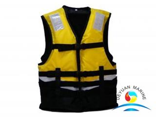 SOLAS Good Price Terylene Oxford Textile Water Sport Life Jacket