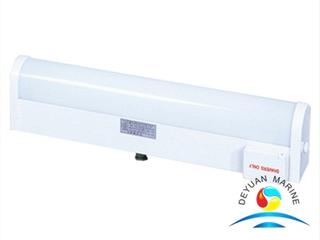CBD17-F aluminium waterproof fluorescent mirror light 20W for boat washroom