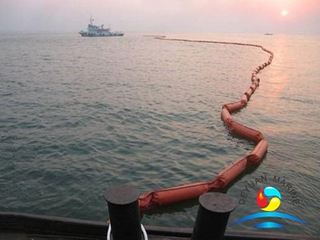 WGV700 Solid Float PVC Oil Containment Boom
