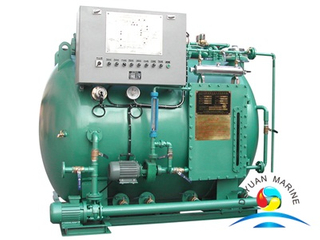 Marine Sewage Water Treatment Plant