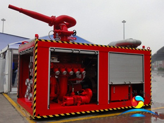 Marine External Fifi System