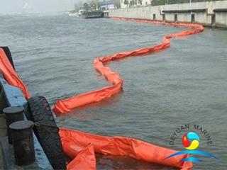 WGV900 Solid Float PVC Boom