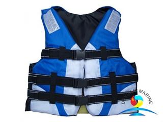Adult And Kids Fashionable Polyethylene Foam Water Sports Life Jacket 041