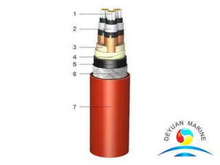 EPR Insulated Medium Voltage Shipboard Power Cable