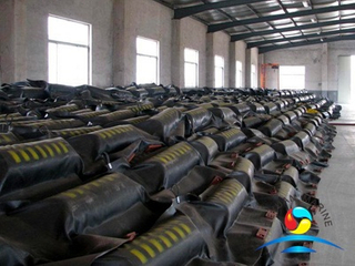WGJ1400 Solid Float Rubber Oil Containment Boom