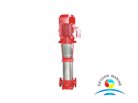 JGGC Series Marine Vertical Non Self Priming Multistage Centrifugal Pump