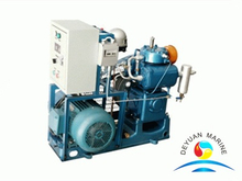 Marine Low Pressure Piston Type Air Compressors