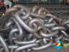 Offshore Marine Black RQ3s Grade Stud Link Mooring Anchor Chain