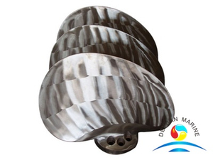 Marine Ship Main Propulsion Blade Oblique Propeller 1580mm