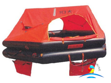 Safety Marine Fishing Throw Overboard Inflatable Life Raft For Sales