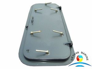 ISO 6042 Marine Single-leaf Steel Weathertight Door
