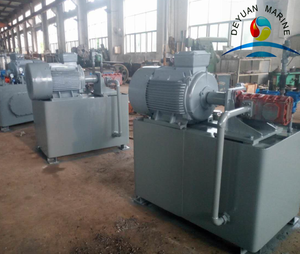 Marine Ship Hydraulic Power Pack Unit For Marine Hydraulic Winches