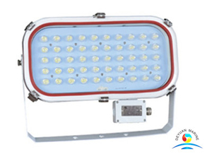 30W Stainless Steel Maine LED Spot Lights For Tug Boat