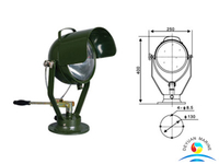 Marine TG16B Manual Control 100W Searchlight for Boat