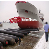 How To Use And Choose Suitable Ship Launching Airbags