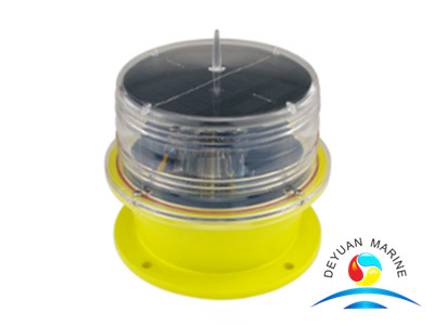 2-3NM+ LED Solar Powered Marine Lanterns for boat navigation