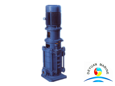 DL/DLR Vertical Multi-stage Hot Water Centrifugal Pump