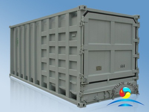 20' Waste Container