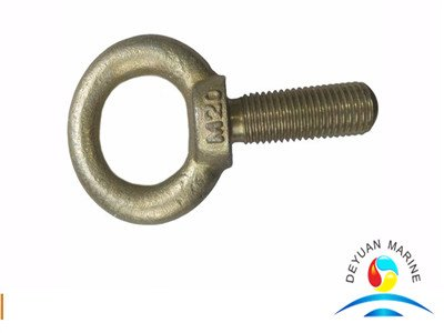JIS1168 Zinc Plated Or Galvanized Q235 Carbon Steel Eye Screws
