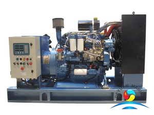 64KW WP4 Series Marine Emergency Diesel Generator