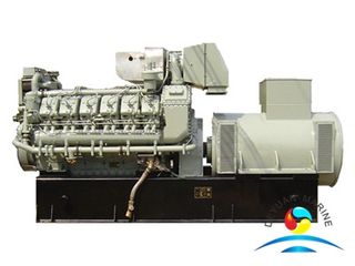 MWM Marine Diesel Generator With 150-1500KW For Tugboat