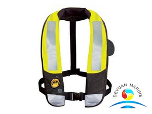 275N CE Inflatable Life Vest