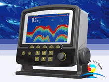 DS207 Marine 7 Inch TFT Echo Sounder For Inland River