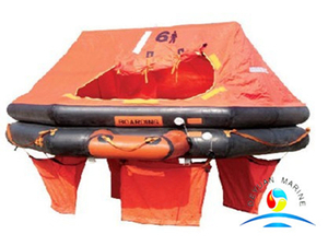 Inflatable Life Raft For Yacht