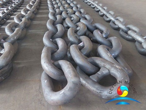 ABS Approved R3s Offshore Mooring Cast Steel Anchor Chain