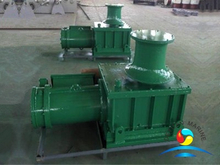 Marine Vertical Electric Mooring Rope Capstan Winch For Engineering