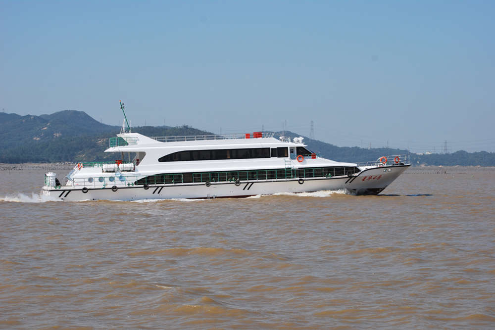 38m Fiberglass River Passenger Boat For Sale