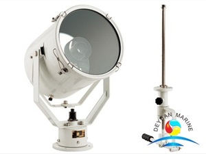 500W Boat Marine Stainless Steel Search Light TG26/TG27 With Lifter