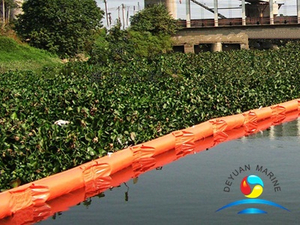 PVC Enteromorpha Containment Boom