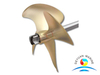 Ship Marine 4 Blades Fixed Pitch Propellers With CCS Approval