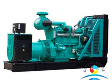 Electric Star 75KW 400V Yuchai Marine Generator Set