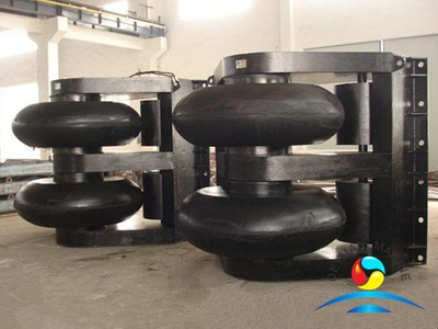 Different Size Turn Cell Rubber Fender For Wharf Corner
