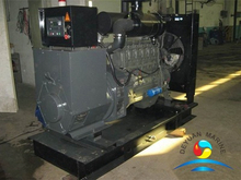 50KVA 1800rpm Marine Deutz Genset with Mathrathon Alternator